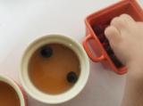 クールアガーを使って紅茶のミックスベリーゼリーとマンゴーゼリーをの画像(4枚目)
