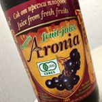 メディカルフルーツといわれるアロニア100%果汁!サプリみたいな感覚でいただきました(*´꒳`*)・#aroniada #アロニア #monipla #nakagaki_fanのInstagram画像