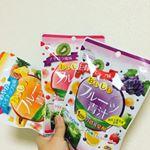 フルーツ青汁3種類Part2頂きました(♡ˊ艸ˋ♡)巨峰とアセロラとパイナップル味😍美容にも健康にもいいのに凄く飲みやすくて続けられます!子供が美味しい!!と毎朝飲むの楽しみにしてくて…のInstagram画像
