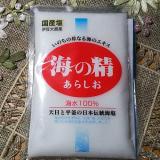 「日本の伝統海塩 海の精」の画像(1枚目)