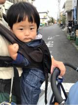 チビ三輪車にチャレンジ!の画像(2枚目)