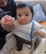 5か月頃からの離乳食に!<6つの野菜の和風おかゆ><6つの野菜の中華風おかゆ>の画像(6枚目)