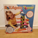 【クリスマスプレゼントにも】子供が飽きないおもちゃ!Fat Brainのロールアゲインタワーが我が家にやってきた!【対象年齢12カ月~】の画像(1枚目)