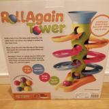 【クリスマスプレゼントにも】子供が飽きないおもちゃ!Fat Brainのロールアゲインタワーが我が家にやってきた!【対象年齢12カ月~】の画像(2枚目)