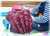 ☆ 株式会社ユメロン黒川さん HEATRAYエアー「かぼちゃパンツCQ」ほぼ毎日履いています。手放せない!!これは絶対、出産入院時にも持っていく! ②の画像(13枚目)