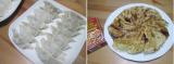 美味(^^♪ 肉汁ジューシー手作り餃子の画像(5枚目)