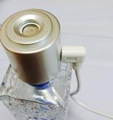 おしゃれに乾燥対策!デスク周りに潤いを与える「グリーンハウスのハーバリウムUSB加湿器」の画像(6枚目)