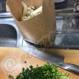 【使ってみました】水切り紙袋(大昭和紙工産業株式会社製)の画像(5枚目)