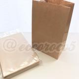 【使ってみました】水切り紙袋(大昭和紙工産業株式会社製)の画像(1枚目)