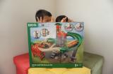 BRIO ウェアハウスレールセット!の画像(8枚目)