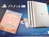 「PS4 pro購入♪」の画像(1枚目)