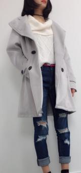 「冬のコートもう買いましたか?」の画像(4枚目)