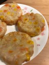 はっぴーお好みメーカーで美味しいお好み焼きやおやつを作ってみました。の画像(15枚目)