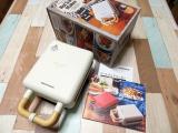 「我が家の新定番♪グリーンハウスのホットサンドメーカーで作るホットサンド☆」の画像(1枚目)