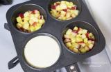 フライパンで作るさつまいもとりんごのおやきの画像(7枚目)