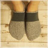 寒い室内にふかふか靴下♪の画像(2枚目)