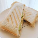「グリルdeクック ホットサンドパン」の画像(1枚目)