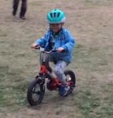ペダルつけてみたら、30分で乗れるようになった(長男 4歳0ヶ月)の画像(3枚目)