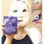 #和肌美泉 #発酵米配合の洗顔 を使ってみました🎵#京都宮津産 の無農薬有機米由来 #米酢発酵液 の洗顔料🍚☁️🎶 重たさのあるしっかりした泡で、肌との間に厚めのクッション🤗🌼 2分#泡パック…のInstagram画像