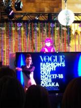 VOGUE Fashion's night out at うめだ阪急 &やっぱりまだまだパンフェア! の画像(1枚目)