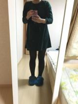 革命的なストッキング風タイツ Azusa タイツ 今年の冬もう寒くない~の画像(5枚目)
