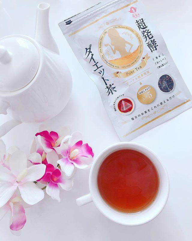 口コミ投稿:.【超発酵ダイエット茶】プーアル茶の熟茶と呼ばれる発酵茶で中国雲南省で収穫される…