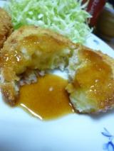 旨みたっぷりでおいしいソース♪鎌田醬油さんの『かつおだしの中濃ソース』の画像(4枚目)
