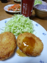 旨みたっぷりでおいしいソース♪鎌田醬油さんの『かつおだしの中濃ソース』の画像(3枚目)
