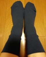 『山忠のあきらめない靴下』の画像(3枚目)
