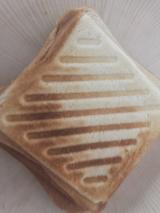 「〖green house〗ホットサンドメーカーでチョコバナナサンド」の画像(8枚目)