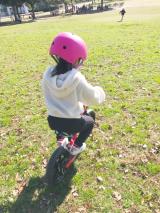 初めての自転車...♡の画像(3枚目)