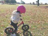 初めての自転車...♡の画像(2枚目)