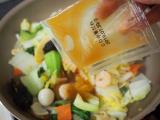 ♪調理時間10分!コープデリ・ミールキットで9品目の八宝菜を作ったよ♡の画像(9枚目)