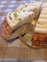 「マクロビオティックケーキ『クレーム・タルト・オ・シトロン』」の画像(6枚目)