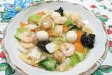 コープデリ・ミールキット「9品目の八宝菜」でおうちごはん♡の画像(10枚目)