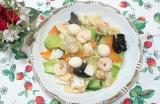 コープデリ・ミールキット「9品目の八宝菜」でおうちごはん♡の画像(1枚目)