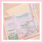 *ホームメイド ヨーグルト スターターキット💫ヨーグルト大好きだからずっと自宅で作りたいって思ってたの!!!市販の牛乳にプロバイオティクスGBN1を混ぜて専用のヨーグルトスターター…のInstagram画像