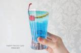 素敵なクリスタルグラスで乾杯!輝きが美しいドリンクをの画像(8枚目)