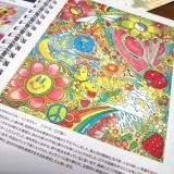 モニター(【世界の口と足で描く画家たちが描いた絵が全ページに!】アートダイアリー2019)の画像(13枚目)