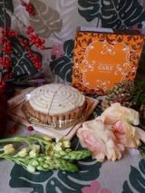 「専属パティシエ手作りのマクロビオティックケーキ」の画像(4枚目)