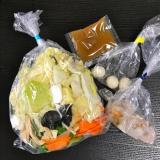 10分で簡単調理!コープデリ・ミールキット!9品目の八宝菜!の画像(3枚目)