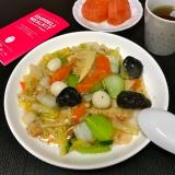 10分で簡単調理!コープデリ・ミールキット!9品目の八宝菜!の画像(10枚目)