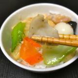 10分で簡単調理!コープデリ・ミールキット!9品目の八宝菜!の画像(13枚目)