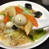 10分で簡単調理!コープデリ・ミールキット!9品目の八宝菜!の画像(11枚目)