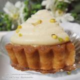 「植物性食材のみ使用 #マクロビオティックケーキ クレーム・タルト・オ・シトロン」の画像(8枚目)