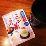 .減塩梅こんぶ茶を飲んでいます♡.夏は熱中症予防に冷やしても!.サラサラ溶けやすく、味はさすが、元祖こんぶ茶の玉露園さん。しっかり梅と昆布が感じられて美味しいです😋✨.…のInstagram画像