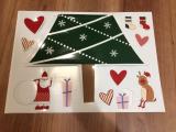 クリスマスの飾り付け♪の画像(3枚目)