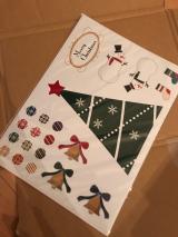 クリスマスまであと少し♡デコレーションマグネットの画像(3枚目)