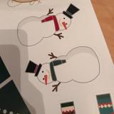 クリスマスまであと少し♡デコレーションマグネットの画像(5枚目)