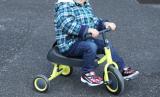 2歳のプレゼントに三輪車【モニター】の画像(4枚目)